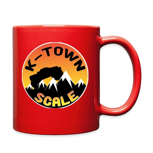 KTown Scale - Full Color Mug