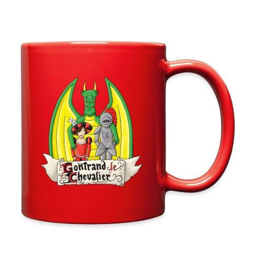 La quête de Gontrand, Glorian et Hubert - Tasse colorée
