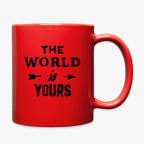 the world - Full Color Mug