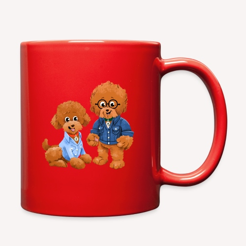 Agador and Fred - Full Color Mug