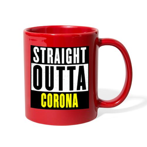 Straight Outta Corona - Full Color Mug