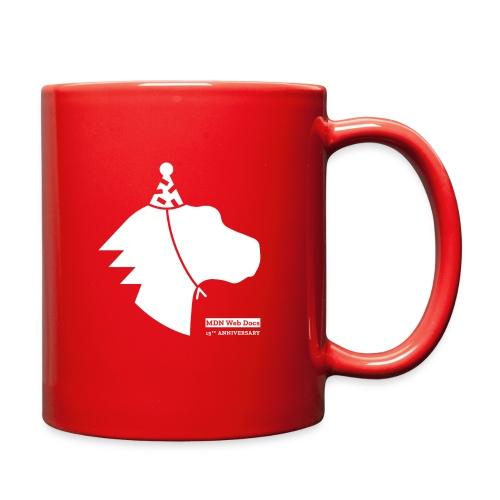 MDN 15th Anniversary - Full Color Mug