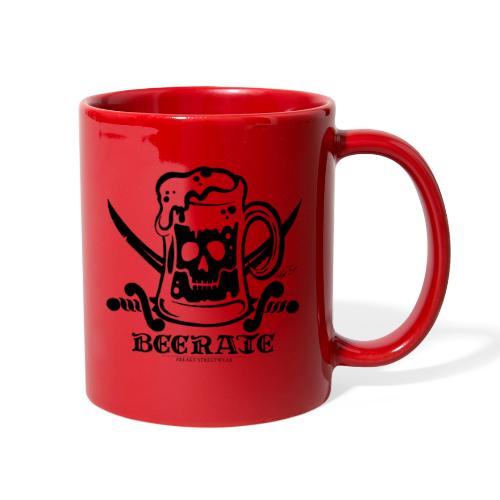 Beerate - black - Full Color Mug