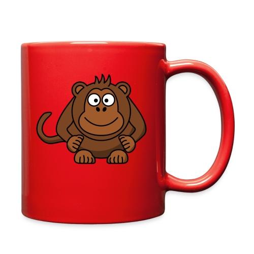 Funny Monkey - Full Color Mug