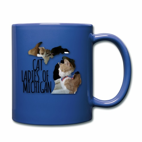 Cat Ladies of Michigan - Full Color Mug