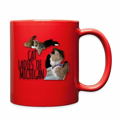 Cat Ladies of Michigan - Full Color Mug