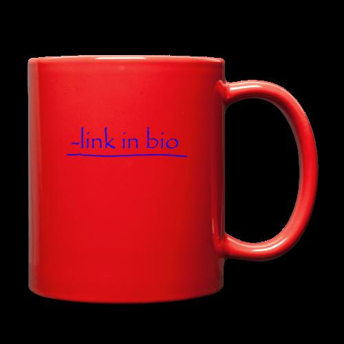 Link In Bio - Full Color Mug