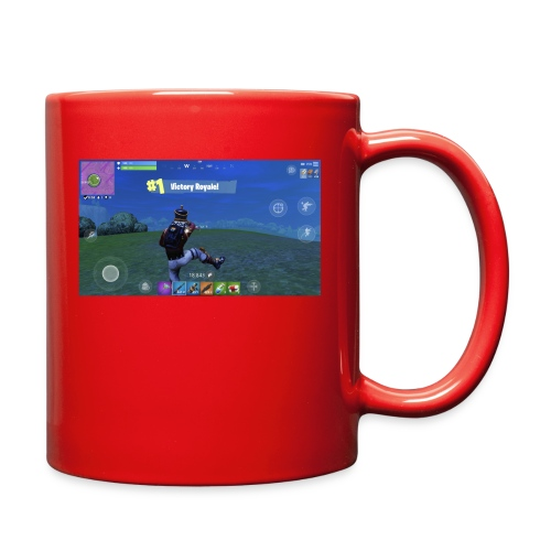 My First Win! - Full Color Mug