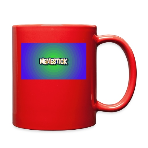 memestick symbol - Full Color Mug