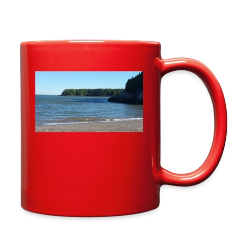 Summer Day at the Beach - Full Color Mug