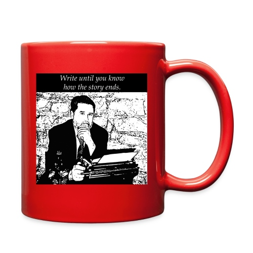Advice for every writer! - Full Color Mug