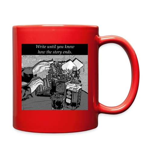 Write Your Own Story! - Full Color Mug