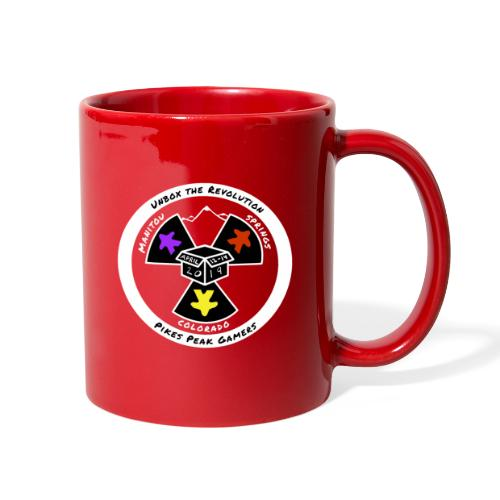 Pikes Peak Gamers Convention 2019 - Accessories - Full Color Mug