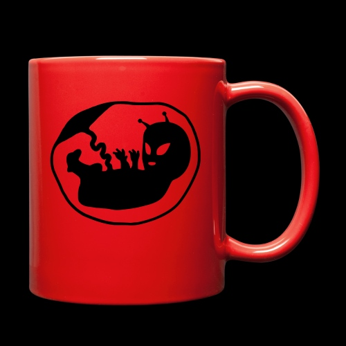 Alien Fetus by bmx3r - Full Color Mug