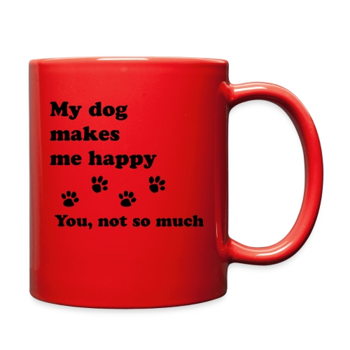love dog 2 - Full Color Mug