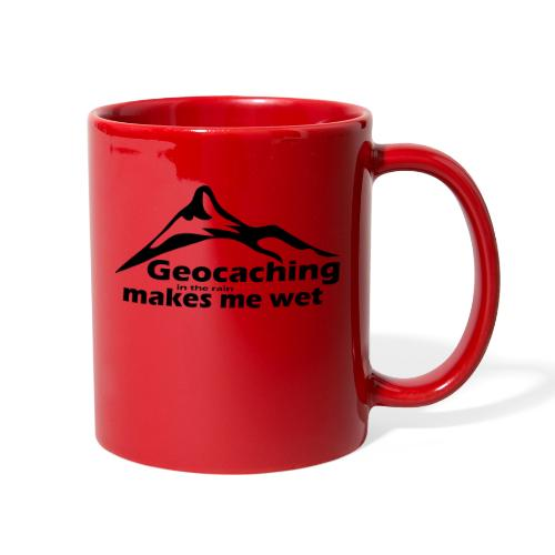 Wet Geocaching - Full Color Mug