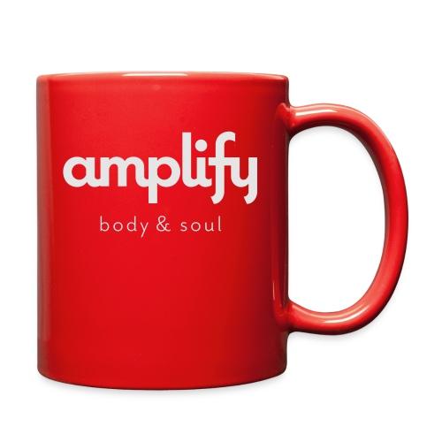 amplify logo - Full Color Mug