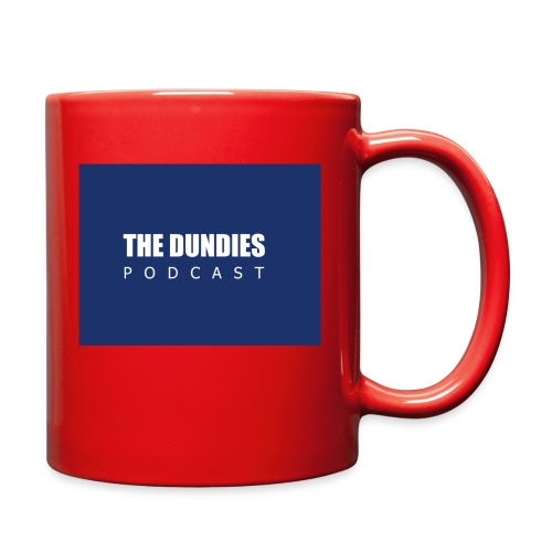 Dundies Podcast Logo - Full Color Mug