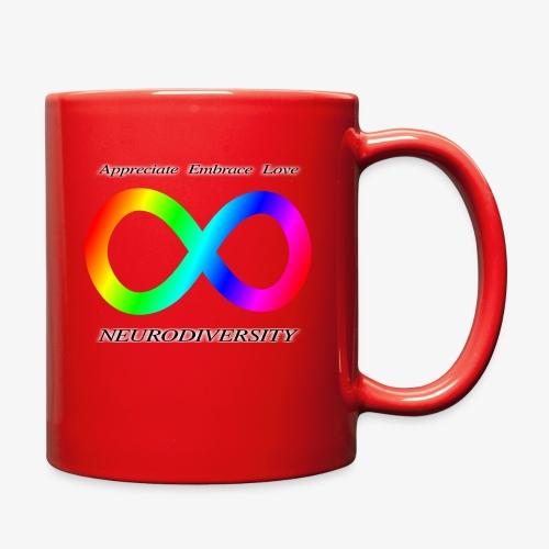 Embrace Neurodiversity - Full Color Mug