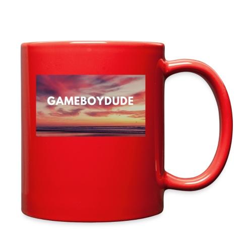 GameBoyDude merch store - Full Color Mug