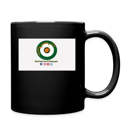 David Doyle Arts & Photography Logo - Full Color Mug