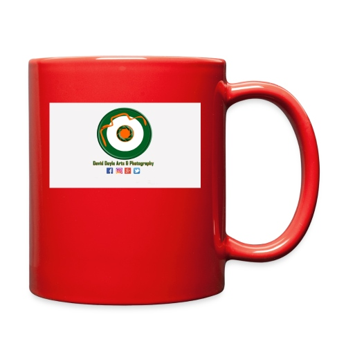 David Doyle Arts & Photography Logo - Full Color Mug