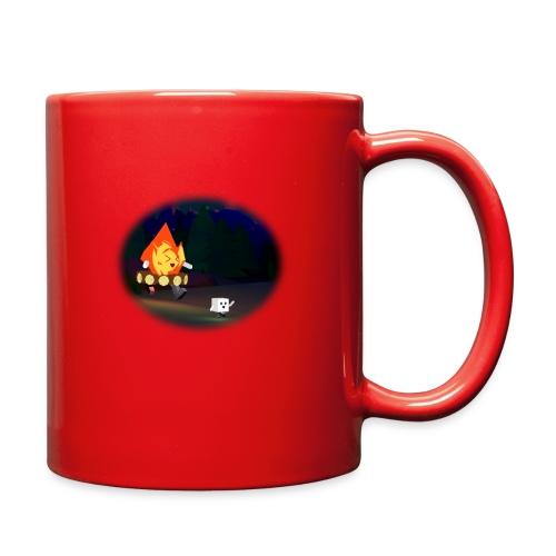 'Round the Campfire - Full Color Mug