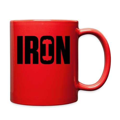 IRON WEIGHTS - Full Color Mug