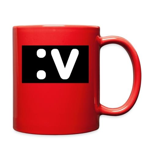 LBV side face Merch - Full Color Mug