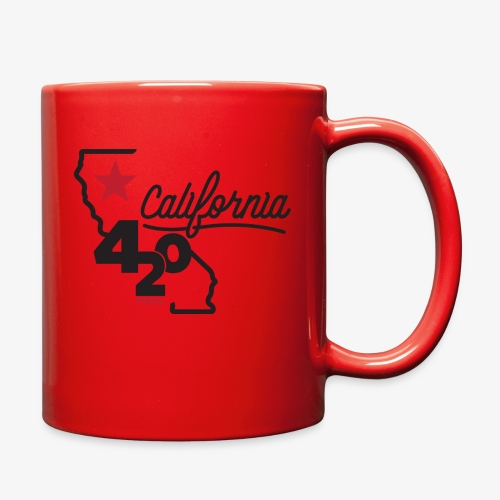 California 420 - Full Color Mug