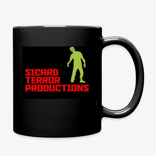 Sicard Terror Productions Merchandise - Full Color Mug