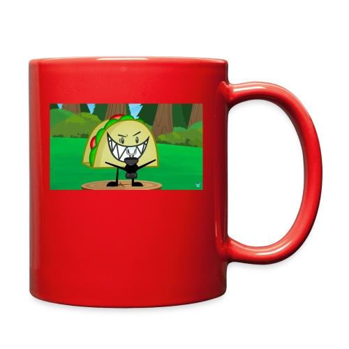 EVIL TACO ha - Full Color Mug
