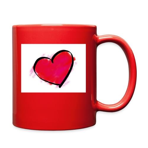 heart 192957 960 720 - Full Color Mug