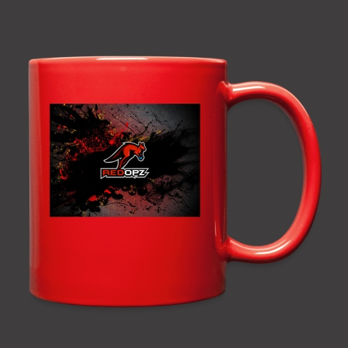 RedOpz Splatter - Full Color Mug