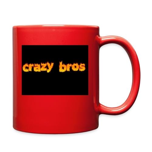 Crazy Bros logo - Full Color Mug