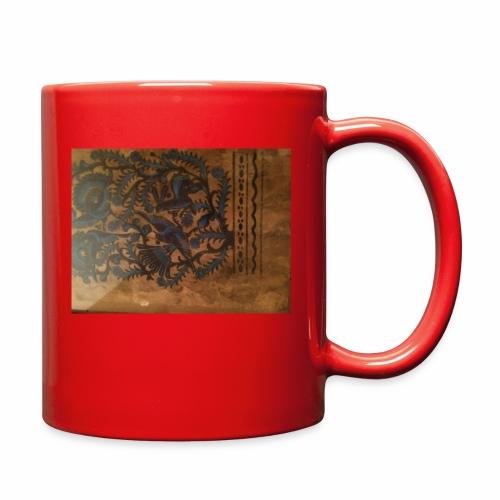 Dilfliremanspiderdoghappynessdogslikeitverymuchtha - Full Color Mug
