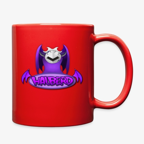 Halberd Logo - Full Color Mug