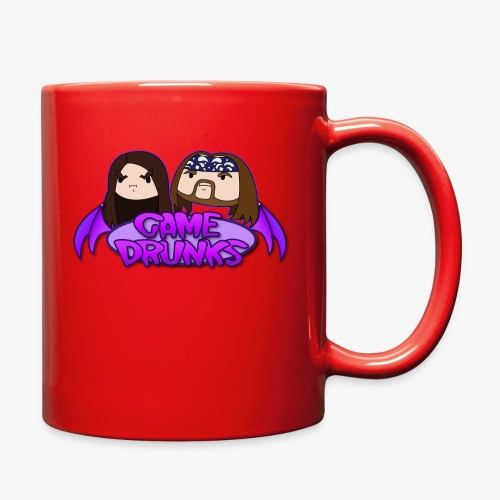 Game Drunks Logo - Full Color Mug