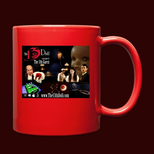 The 13th Doll Cast and Puzzles - Full Color Mug