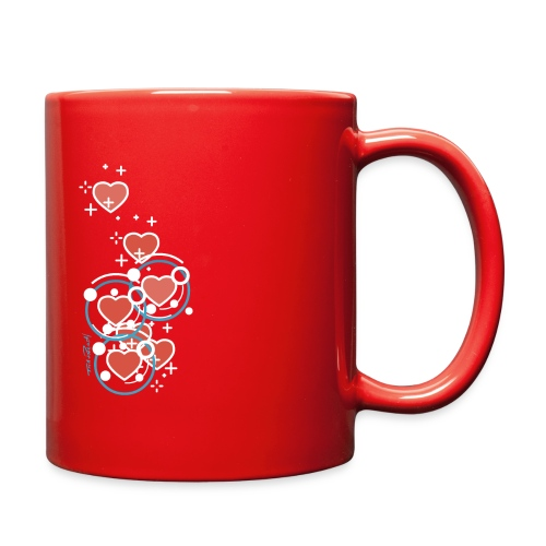 SuperHearts - Full Color Mug