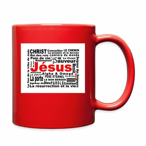 jesus est - Full Color Mug