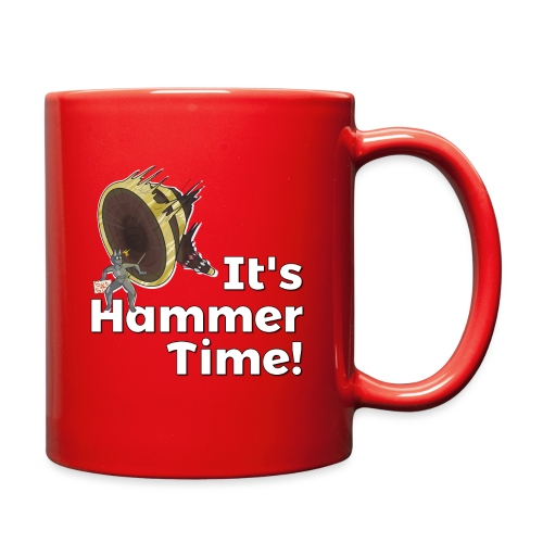 It's Hammer Time - Ban Hammer Variant - Full Color Mug
