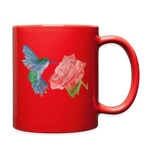 Hummingbird - Full Color Mug
