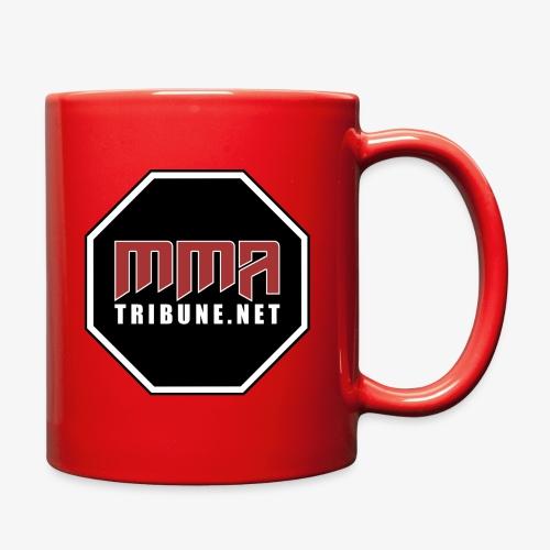 MMATribune.net Octagon logo - Full Color Mug