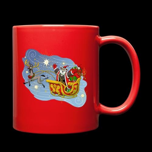 Christmas 2020 Ranger Dentface - Full Color Mug