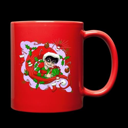 Christmas 2020 VioleNt Streak - Full Color Mug