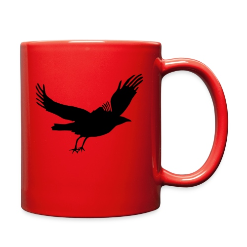 Crow - Full Color Mug
