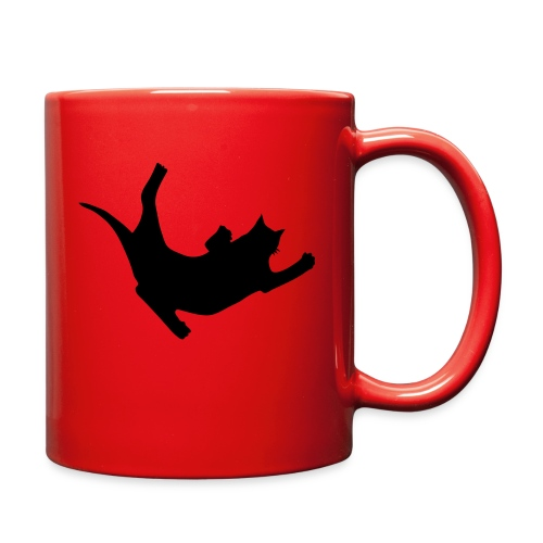 Fly Cat - Full Color Mug