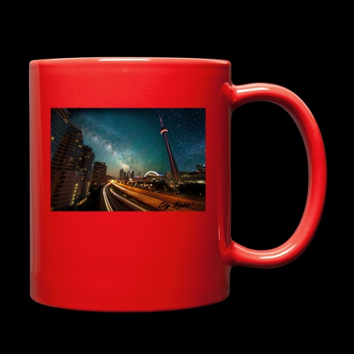 City Nights - Full Color Mug