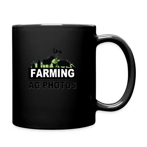 Farming Ag Photos - Full Color Mug